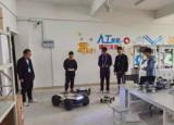 马鞍山学院机器人工程教研室开展项目制教学活动