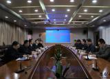 蚌埠市政府、省银保监局来安徽财经大学调研交流