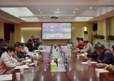 合肥学院组织收看安徽省党史学习教育宣讲报告视频会