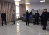 宿州学院看望慰问值班工作人员