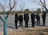 从细从实从严从紧合肥师范学院积极做好滨湖校区新学期开学准备工作