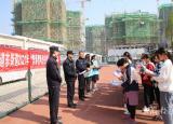 宿州应用技术学校开展禁毒春风进校园宣传教育活动
