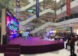 淮北国购举办第一届校园街舞赛,淮北众高校舞者踊跃参加