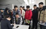 蚌埠学院春季学期周五招聘集市打通毕业生就业最后一公里