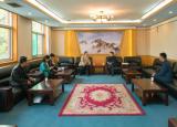 安徽省侨联党组书记、主席李世蕴来合肥工业大学调研授牌