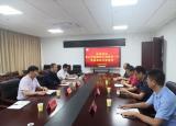 黄山学院副校长刘英旺等来安徽机电职业技术学院考察交流