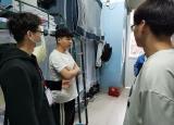 阜阳师范大学化学与材料工程学院深入学生宿舍开展疫情防控和安全工作检查