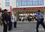反恐防暴安全牢靠铜陵市特教学校组织开展反恐防暴应急演练