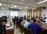 宿州学院生工学院召开常态化疫情防控工作会议