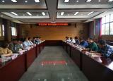 滁州市人社局率企业来黄山学院洽谈就业合作并举办专场招聘会