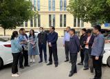 安徽建筑大学副校长蔡新立赴滁州、芜湖等地调研指导城市体检工作