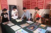 淮南师范学院举办爱心传递感恩诚信绘画比赛