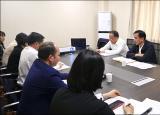 滁州学院校党委书记陈润调研指导毕业生就业和智慧思政工作