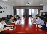 蚌埠医学院校长翁建平赴一附院调研并做专题讲座