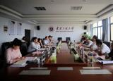 黄山学院来安徽工程大学调研交流