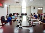蚌埠学院科研处、教务处来访宿州学院