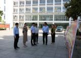团省委组织部副部长王磊到亳州学院调研共青团工作