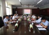 黄山学院来安徽工业大学调研交流三全育人综合改革工作