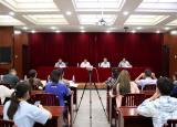 亳州文学大讲堂第五期在亳州学院举行
