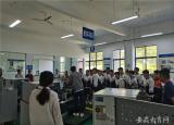 师徒结对显成果宣城市机电学校开展青蓝工程汇报评比活动