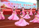 亳州工业学校合唱比赛为建党百年庆生
