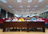 巢湖學院經法青協開展青年志愿者服務項目大賽