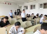 宿州学院开展期末考试巡考工作