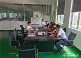宣城市机电学校课题组到企业调研在企学生劳动素养状况