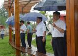 合肥工业大学校领导赴灵璧县、利辛县对接定点帮扶工作