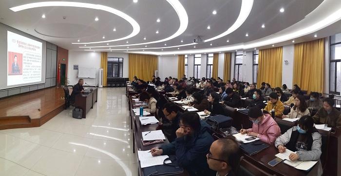 """阜阳师范大学""""三个聚焦""""让党史学习教育走""""新""""也走""""心"""""""