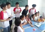 安徽师范大学计信学院赴阜阳王家坝镇支教活动五周年