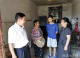 宿州学院走访慰问贫困生家庭温情关怀暖人心