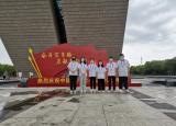 宿州学院外国语学院暑期实践团队赴合肥渡江战役纪念馆学习实践