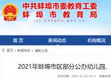 有编制!蚌埠市区拟招聘学前教育教师32名