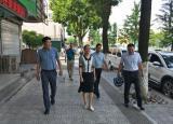 铜陵职业技术学院党委委员、院长凌涛率队开展三包两保创建督导