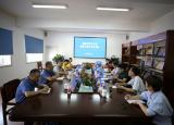 铜陵市关工委调研市教体局关心下一代工作