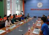 滁州城市职业学院护理系组织看望慰问暑期社会实践志愿者