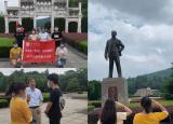 滁州学院学子走进红色故里,探寻安庆红色记忆