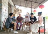 滁州学院社会实践:温暖老人心 助力夕阳红