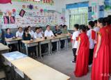 合肥师范学院赴舒城县看望慰问行知学堂小先生和留守儿童