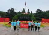 滁州学院机电学院:忆峥嵘岁月 传柏坡精神