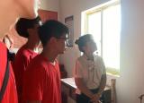 合肥工业大学社会实践团队三下乡:踏茶园轻芳,寻文化流传