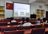 安徽工业大学外国语学子三下乡:学习中华传统文化,弘扬中华民族精神