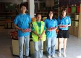 安徽财经大学青年学生走进庐江,探究小城生态经济发展现状