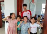 安徽大学子暑期社会实践:初心不忘,青春助力