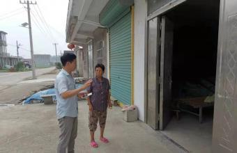利辛县望疃学区党委:疫苗接种宣传入户 共筑免疫屏障
