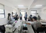宿州市教育局督查指导泗县生源地信用助学贷款办理工作