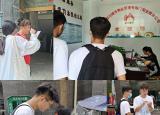 滁州学院学子实践活动:抗击疫情,我们在同一条船上