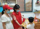 芜湖市镜湖区大砻坊街道:情暖社区关爱女童志愿服务活动