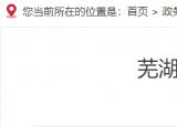 芜湖市公安局招聘警务辅助人员29名
